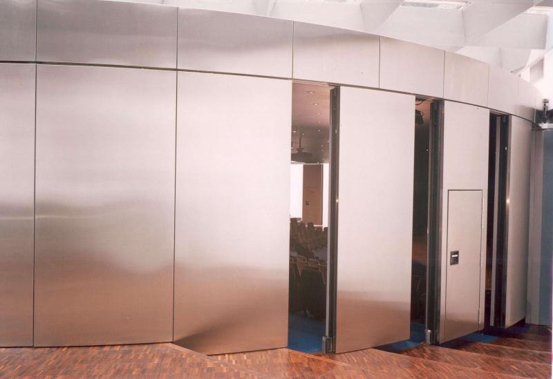 option mur cintr murs mobiles produits algaflex murs mobiles et cloisons extensibles. Black Bedroom Furniture Sets. Home Design Ideas